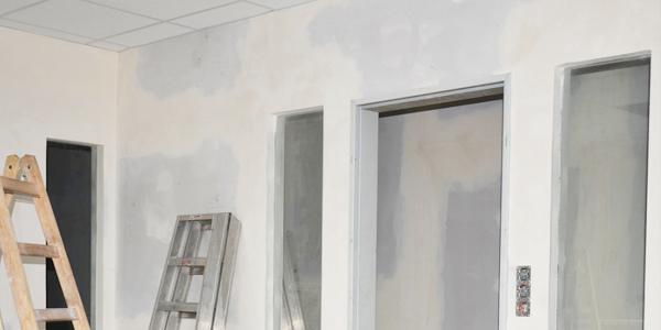 Drywall-Finishing